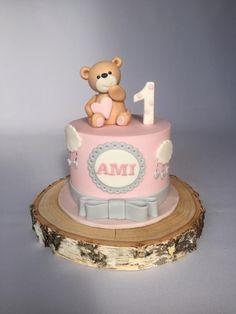 S mackom torta, Cake for kids, Autorka: Layla A