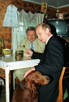 Happy Animals, Funny Animals, United Russia, President Of Russia, Wladimir Putin, Through The Looking Glass, Funny Animal Pictures, World History, Old Photos
