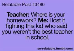 funny back to school quotes for teachers - yahoo Image Search Results