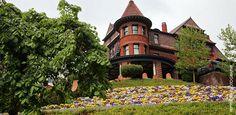 The McCune Mansion / Mansion Mansion Mansions Architecture