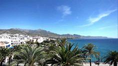 Nerja HD: El Balcón de Europa. Provincia de Málaga y su Costa del Sol