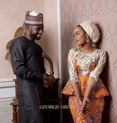 "2,319 Likes, 11 Comments - Africa's Top Wedding Website (@bellanaijaweddings) on Instagram: ""Officially our fave photo today. So adorable. @mss_gashash  KB  Photo @georgeokoro Makeup @dazeita…"""