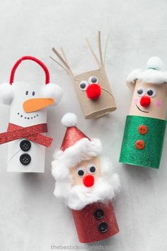 Super Easy Christmas Crafts For Kids To Make. - juelzjohn Christmas crafts for kids Super Easy Christmas Crafts For Kids To Make. - juelzjohn Christmas crafts for kids Easy Homemade Christmas Gifts, Christmas Crafts For Kids To Make, Kids Christmas, Handmade Christmas, Holiday Crafts, Simple Christmas, Preschool Christmas, Christmas Projects, Childrens Christmas Crafts