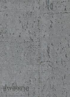 23 213743 vista 5 rasch textil kork tapete dunkel gr n. Black Bedroom Furniture Sets. Home Design Ideas