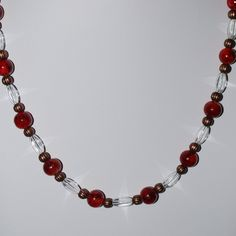 Red And Bronze from Jewellery by Cloé for $40 on Square Market