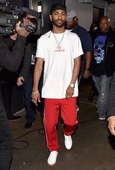 The Best Dressed Men Of The Week: Big Sean at the 2017 iHeartRadio Music Awards, LA. #bestdressedmen #bigsean Big Sean, Alexander Hamilton, Celebrity Outfits, Celebrity Guys, Best Dressed Man, Tomboy Outfits, Blazer Fashion, Fashion Killa, Streetwear Fashion