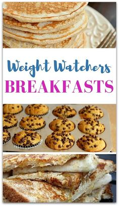 No matter what way you like to go when it comes to breakfast, there is a Weight Watchers recipe that has you covered. What Is Weight Watchers, Weight Watchers Recipes, Weight Watchers Lasagna, Weight Watchers Points Calculator, Recette Weight Watcher, Weight Watcher Dinners, Weight Watchers Cupcakes, 5 2 Diet Recipes Breakfast, Breakfast To Go
