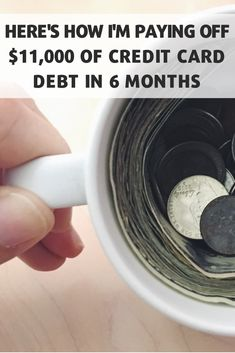 Paying off debt is easier than you think. Here's 11 ways it off in 6 months Credit Repair Done Right with Real Results. Mo Money, Money Tips, Money Saving Tips, Budgeting Finances, Financial Tips, Money Matters, Money Management, Extra Money, Making Ideas