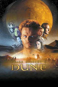 Frank Herbert's Dune - The 2000 Miniseries Advertising. #tv #film #movies #scifi
