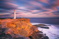 Cape Nelson Lighthouse Portland, Victoria, Australia