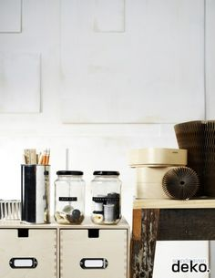 DIY: Store with style