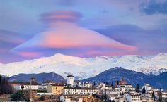 La NASA se enamora de Granada