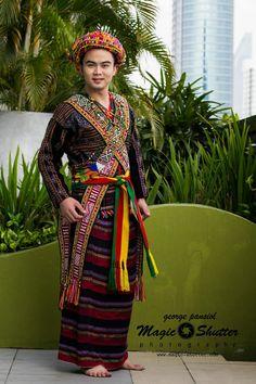 Adrian Jay Morisin MR NATURAL LOOK BHF 2014 Photo credit:MAGIC SHUTTER Subsidiary Title@Borneo Hornbill Festival 2014