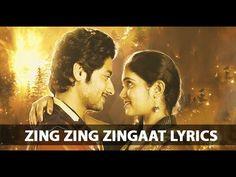Zingat song lyrics [HD]