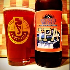 French Broad IPA | Asheville, NC