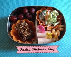 Lunch Made Easy: Bite Size Bento  {Fun Lunchbox Ideas for Kids}
