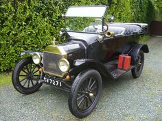 1915 Model T Ford                                                                                                                                                                                 More