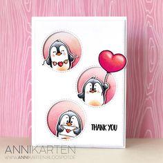 Gerda Steiner Valentine Penguins by Anika Lerche