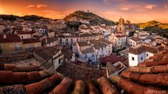 Village of Lubrin Almeria Andalusia Spain by Domingo Leiva Before Sunrise, Andalusia Spain, Andalucia, Costa, Places To Travel, Places To Visit, Spain Holidays, Spain, Sun