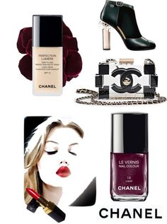 """Chanel."" by lukehermanson on Polyvore"