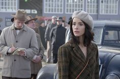 TIMELESS Season 1 Scoop: Interview With Abigail Spencer