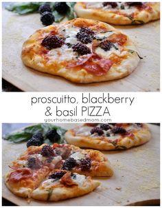 Proscuitto, Blackber