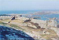 Rozafa Castle and Lake of Shkodra