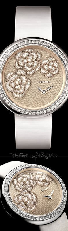 Fashion*Jewellery*Watches   RosamariaGFrangini    Regilla ⚜ Chanel