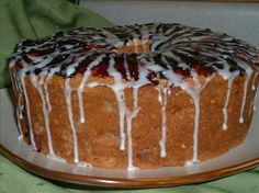 Weight Watchers - Apple Cake