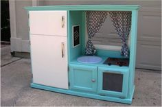 How to make a play kitchen for your kids | Franke