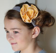 Trendy and Comfortable Knit Headbands - For Babies and Girls at VeryJane.com