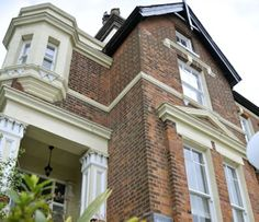 Black Rock House Hastings is a luxury bed and breakfast in Hastings. A small luxury B & B hotel (Boutique hotel) with sea views in Hastings & St.Leonards on Sea, East Sussex Hotel Bed, House On The Rock, Great Hotel, Black Rock, East Sussex, B & B, Bed And Breakfast, Luxury Bedding
