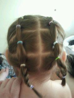Kids hair.