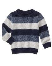 Marled Stripe Sweater