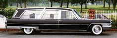 1965 Cadillac Crown Royale Limousine Style Hearse by Superior