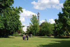Park Square & Park Crescent Gardens, Saturday 18 June 10:00-17:00 + Sunday 19 June 10:00-17:00