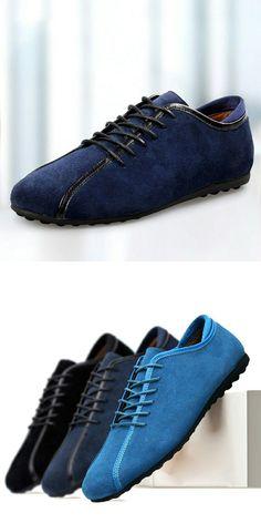 32efbbfc632610 Buy here    Prelesty Winter Fur Mens Shoes Genuine Suede Split Leather  Men s Flats Handmade Mens Loafers Designer Lace Up Espadrilles