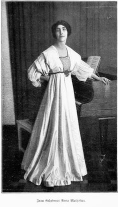 The Reform Dress. 1909. Why don't we dress like this any more?