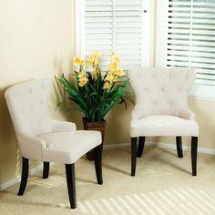 Kleine Beistellstühle Wohnzimmer