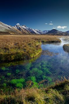 Landmannalaugar - Landmannalaugar is probably the most beautiful place on Iceland. It's a region near the volcano Hekla in the southern section of Iceland's highlands.