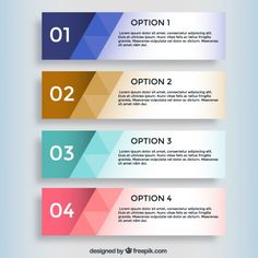 Banners Vectors, Photos and PSD files Infographic Powerpoint, Infographic Templates, Signage Design, Banner Design, Web Design, Mises En Page Design Graphique, Powerpoint Design Templates, Leaflet Design, Banners