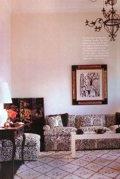 Billy Baldwin | Quadrille (China Seas) Ardre de Matisse Reverse