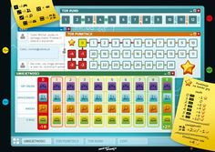 "gra planszowa ""Odkrywcy Internetu"", Periodic Table, Gra, Internet, Education, Games, Periodic Table Chart, Learning, Plays, Game"