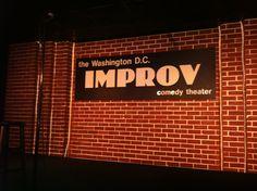 DC Improv Comedy Club in Washington, D.C.