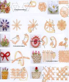 Wonderful Ribbon Embroidery Flowers by Hand Ideas. Enchanting Ribbon Embroidery Flowers by Hand Ideas. Embroidery Designs, Ribbon Embroidery Tutorial, Silk Ribbon Embroidery, Embroidery Applique, Cross Stitch Embroidery, Embroidery Supplies, Embroidered Silk, Embroidery Materials, Machine Embroidery