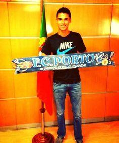 Diego Reyes jugará con el Porto a partir de julio