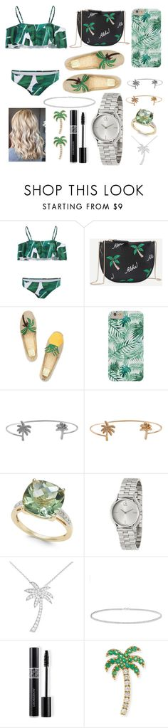 """Palm Trees And A Summer Breeze 🌴🌴"" by sisibff ❤ liked on Polyvore featuring WithChic, Tory Burch, Humble Chic, Calvin Klein, Tiffany & Co., Anne Sisteron, Christian Dior and Sydney Evan"