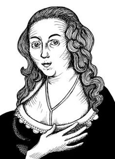 Lady Eleanor Davies (1590–1652) was a prolific writer and prophet formidable  intelligence. Lady Eleanor Davies accessed legal and illegal printing presses, publishing almost 70 pamphlets during her lifetime.