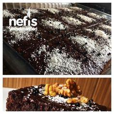 Pastane Usulü Kakaolu Islak Kek(Muhteşem)