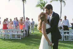 How to Keep Guests Comfortable at Outdoor Summer Weddings | Brides.com